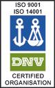 Muovisola-ISO-8-sertifikaatti