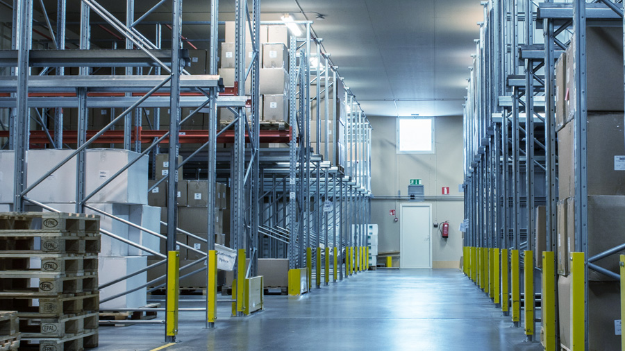 Muovisola Oy - Logistics and storage
